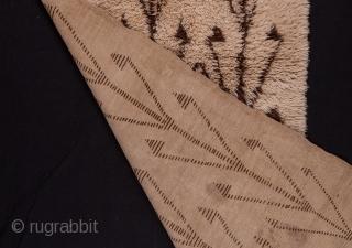 Central Anatolian Wool Tulu Rug 183 x 236 cm / 6'0'' x 7'8''