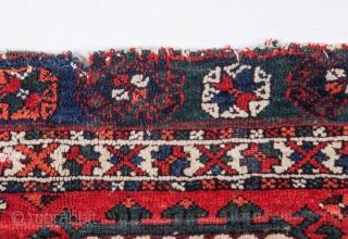 Western Anatolian Rug Fragment 63 x 92 cm / 25 x 36 inches
