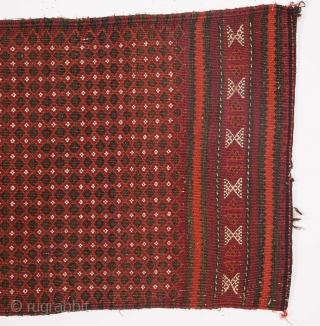 Baluch Opened Up Bag 44 x 206 cm / 1'5'' x 6'9''