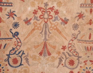 Embroidery from Crete Greece