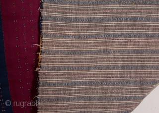 Zoroastrian Pant Cuff 54 x 136 cm / 1'9'' x 4'5''