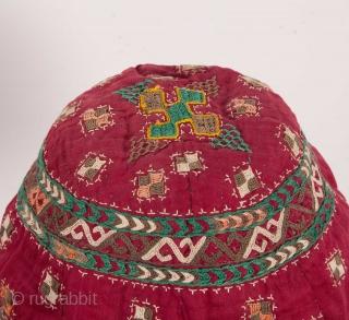 Turkmen Chodor Hat