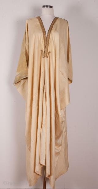 Syrian Silk Aba