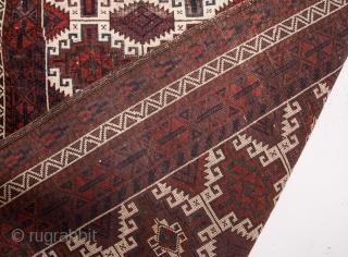 Baluch Rug 96 x 164 cm / 3'1'' x 5'4''