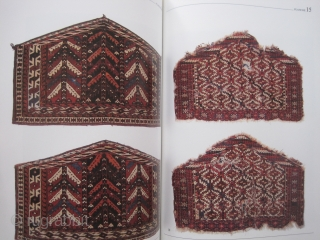 Books: Elmby, Hans. Antique Turkmen Carpets I+II+III+IV+V (complete set). Complete set of these dealer's sales and exhibition catalogues on Turkoman with some other Central Asian weavings. Large variety of types and designs (rugs  ...