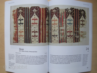 Book: Tomm, Arwed. Faszination Kelim. Gewebte Kunst aus Anatolien (translated: Fascination Kilim. Woven Art of Anatolia), 100 copies worldwide! An exhibition catalog on the author's collection of mostly antique Anatolian kilims and other  ...