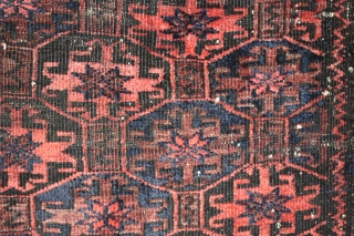 belouch north east persia timuri 19th c. 1870  please ask