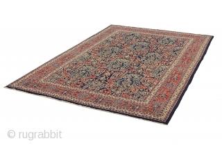 Antique Bijar Persian Carpet. More here https://www.carpetu2.com
