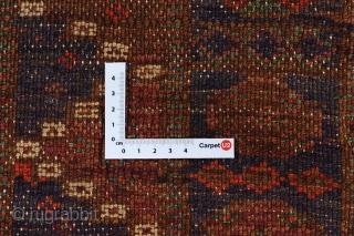 Jaf - Kurdi Carpet 90x100 Semi-Antique Size: 90x100 cm (2.95x3.28 ft) Thickness:5 mm Age:40-80 Origin:Iran/Persia Pile - Warp:Wool-Wool Knot Density: approximately 90.000 knots per m