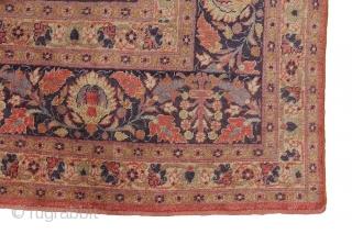 Farahan - Sarouk Persian Carpet  120+ years old  More info: info@carpetu2.com