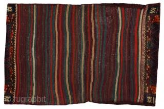 Jaf - Saddle Bag Persian Carpet  Perfect Condition  More info: info@carpetu2.com