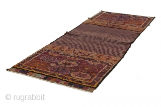 Qashqai - Kilim and Rug 342x131cm. More details https://www.carpetu2.com