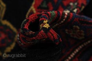 Antique Qashqai Persian Carpet. More info https://www.carpetu2.com/