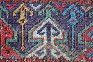 Mudjur Prayer Rug, 18th c. 164 x 124 cm.