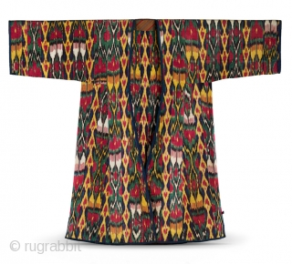 """The Seventh R.l. Shep Triennial Symposium on Textiles and Dress, co-sponsored by Textile Museum Associates of Southern California, Inc.: """"The Power of Pattern in Central Asian Ikats"""" L a County Museum of  ..."""