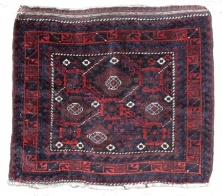Baluch Bag Face, NE Perisa, late 19th C., 