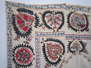 Old Bukhara niche nim suzani. www.tinatabone.com