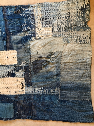 19th century Boro/patchwork - Japan Size: 182x123cm. www.tinatabone.com