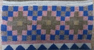 Antique Norwegian kilim sampler, no: 319, size: 63*28cm, wall hangings.