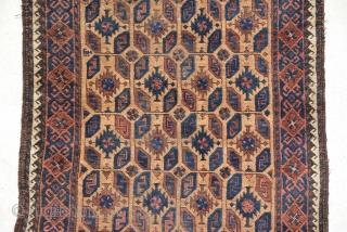 Antique Baluch End 19th century 163 x 96 cm