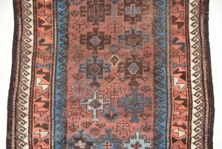 Exceptional Baluch Rug, 180 xm 104 cm