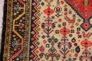 Small Gashgai rug.persien.115x0,75cm 3,7x2,4feet