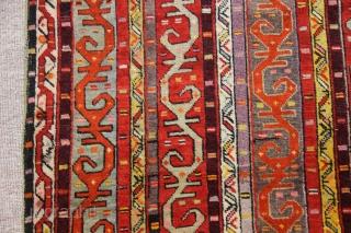 Anatolien Sivas rug.284x121 cm 9.3x4 feet