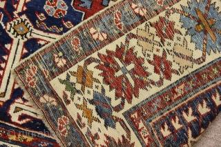 Shirvan Karakashli rug.1,67x1,10cm 5'4x3'6ft