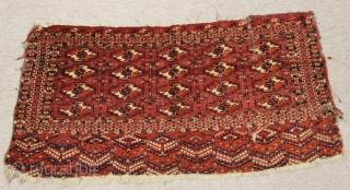 Turkmen Chuval.1,22x0,65cm 4x2'1ft