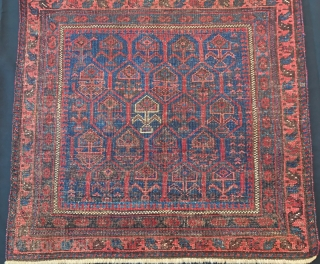 ANTIQUE  Antique BALUCH  Bagface CM 0.80 X 56