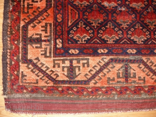 Antique Rug, Timuri Tribes, Dokhtar-e-Qazi Group, Western Afghanistan
