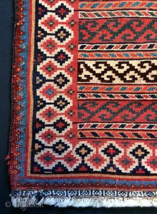 Rare Qhasgai bag face size 55x64cm