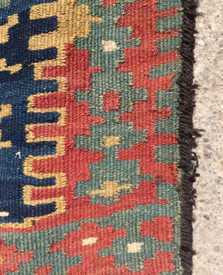 Persian sadlle bag  size 68x63cm