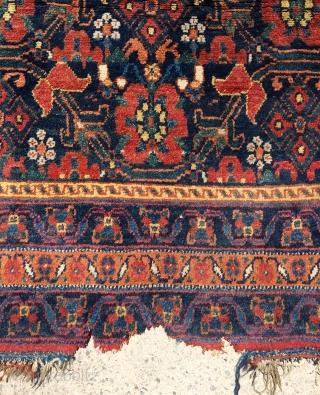 Avşar Carpet size 196 x 132cm