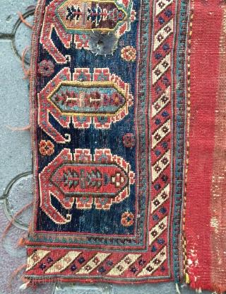 Afshar size 108x110cm