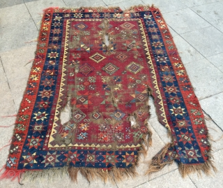 South Anatolian Qahraman marash Carpet size 180x130cm