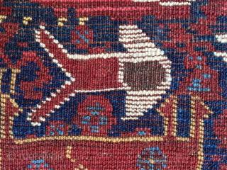 Khamseh Carpet size 170x127cm
