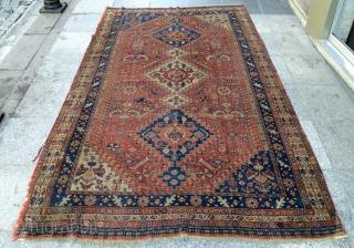 Qashgai Carpet size 260x155cm