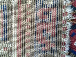 Caucasian carpet size 210x120cm