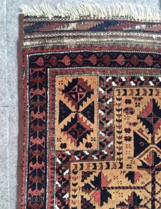 Beluch pray rug size 122x64cm