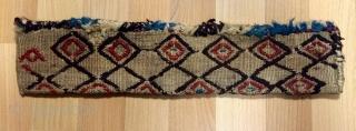 Shahsavan scissors bag size 44x10cm