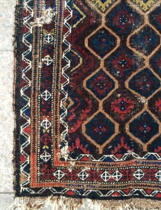 Beluch rug size 150x75cm