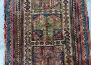 Afshar sumak band size 80x21cm