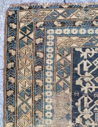 Shirvan rug size 160x125cm