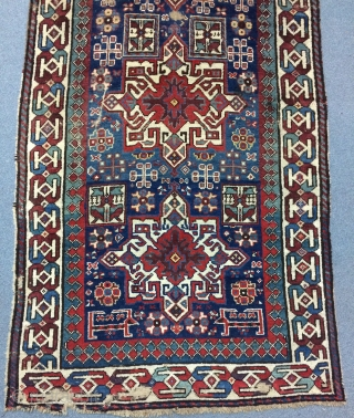 Shahsevan rug size 270x100cm 
