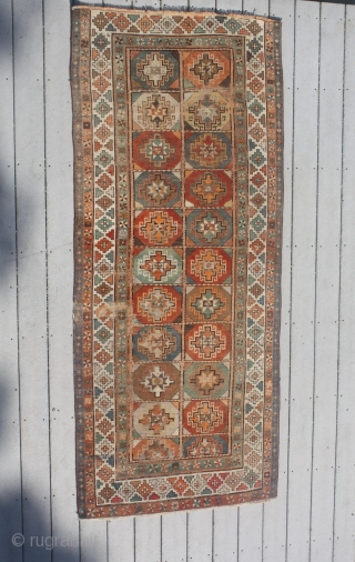 Moghan long rug 98x43"