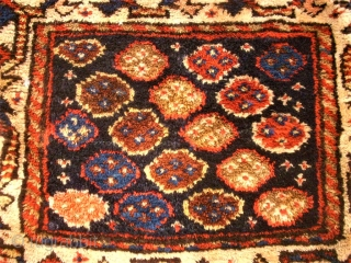 Luri bag. Size: 39 x 53 cm. Good condition.