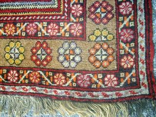 Old Konya prayer rug. Size: 100 x 155 cm. Good condition.
