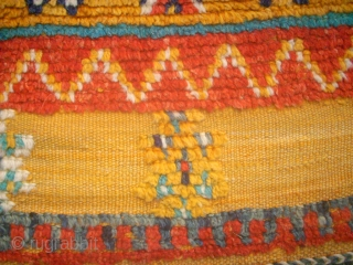 Old North-African Berber rug. Size. 96 x 201 cm. Perfect.