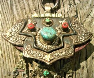 Antique Tibet box.